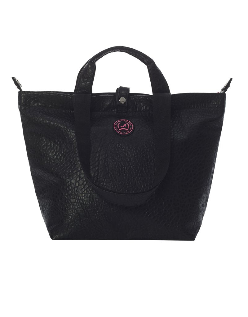 Bolso Shopper Pequeño Cocodrilo Negro All-time Favourites