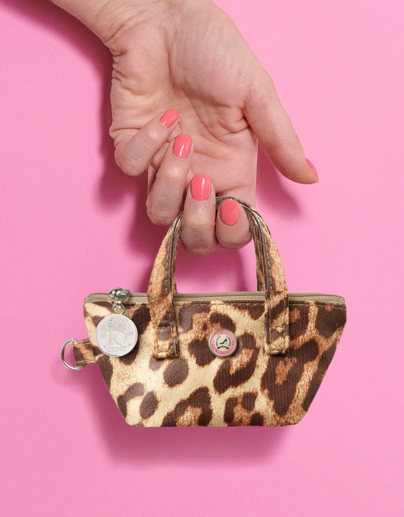 Llavero Monedero Leopardo All-time Favourites