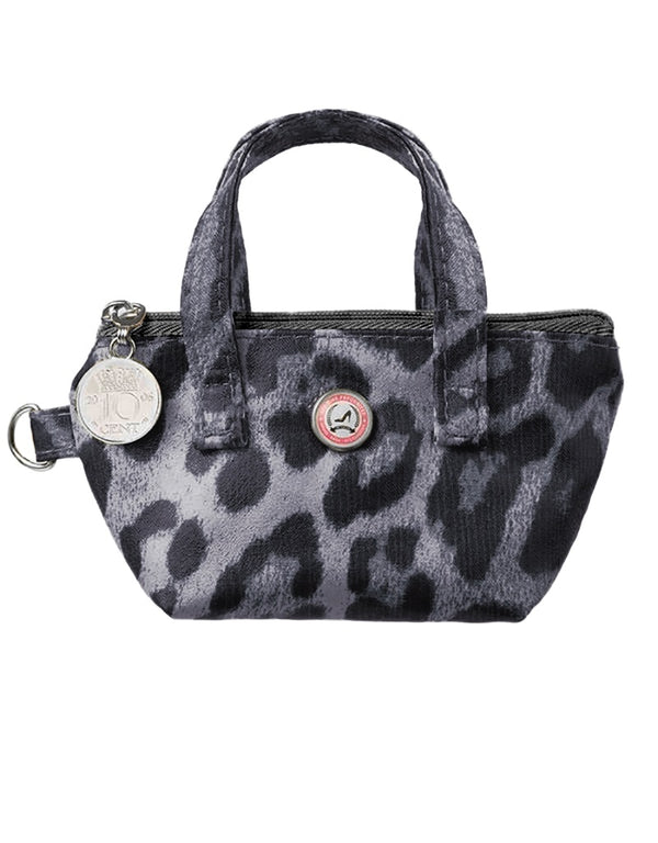 Llavero Monedero Leopardo Gris All-time Favourites