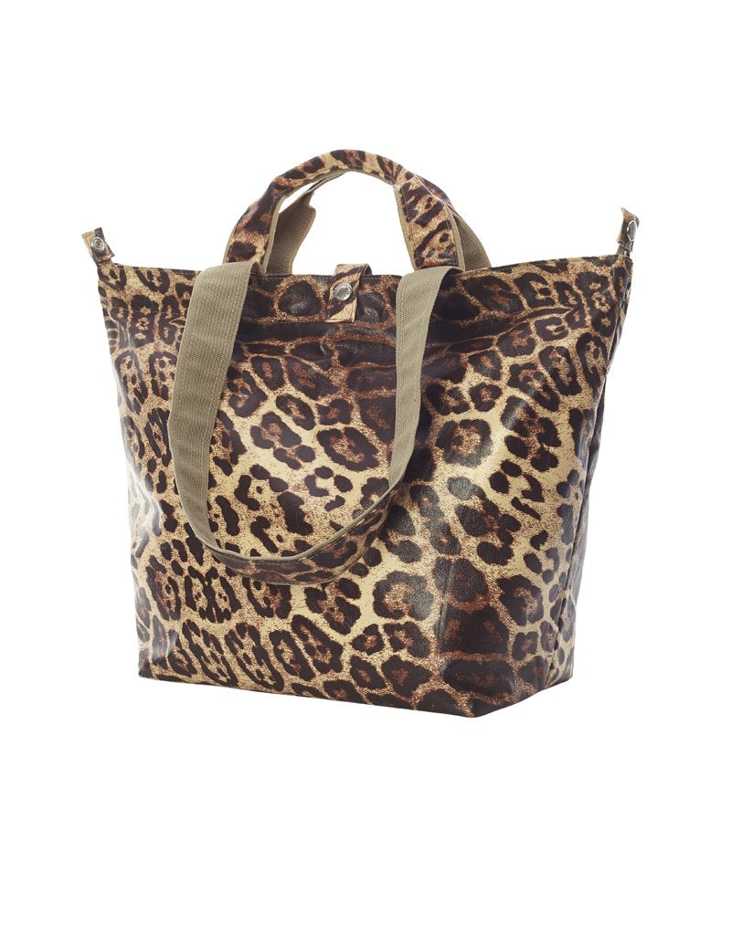 Bolso Shopper Pequeño Leopardo All-time Favourites