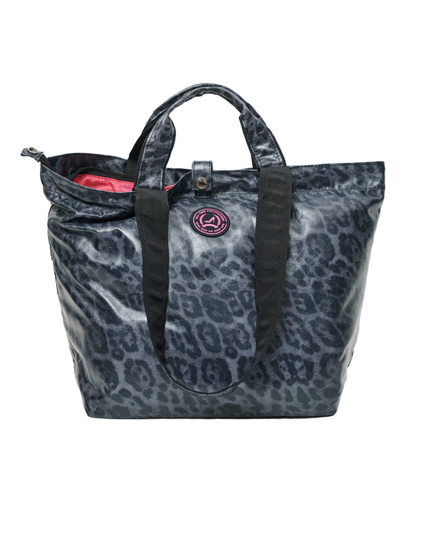 Bolso shopper All-time Favourites leopardo gris