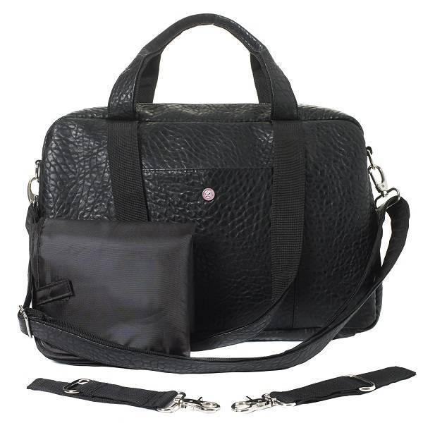 Bolso Maternidad Cocodrilo Negro All-time Favourites