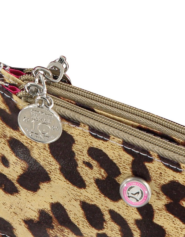 Monedero Mujer Leopardo All-time Favourites