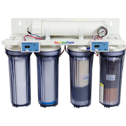 Dallas Aquarium Experts recommends SpectraPure Reverse Osmosis Systems