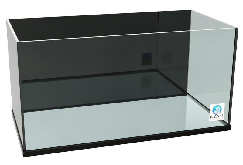 120 Gallon Rimless Glass Aquarium Show Tank without Overflow