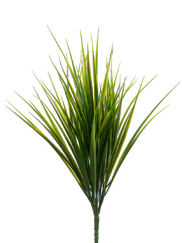 "18"" Grass Bush Green"