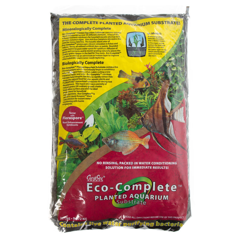 Eco-Complete Black Planted 20lb