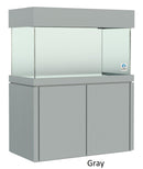 Elegance style Aquarium Stand painted gray