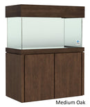 Elegance style Aquarium Stand with Stained Medium Oak