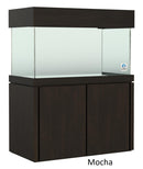 Elegance style Aquarium Stand with Stained Mocha