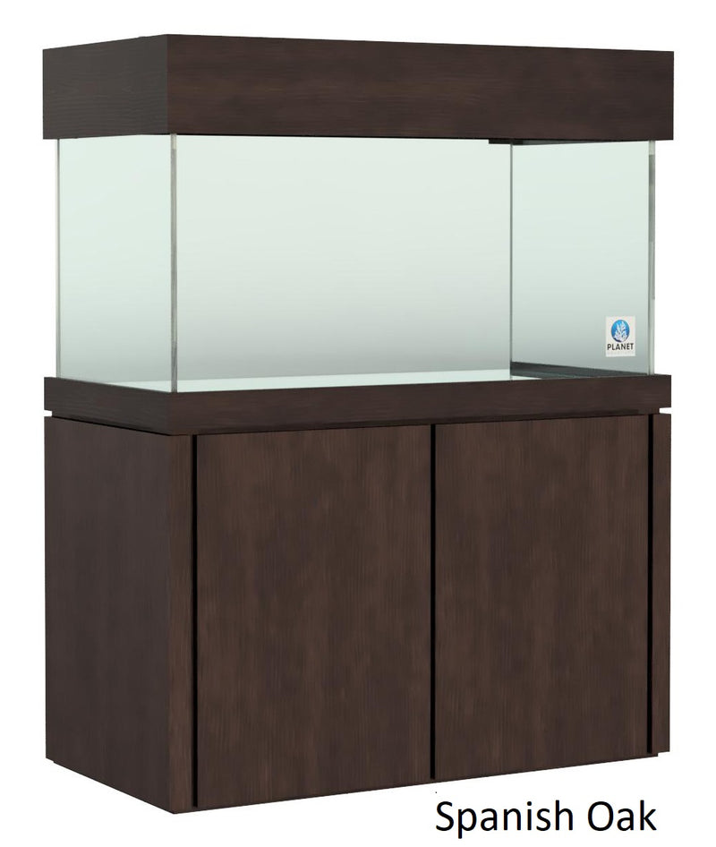 "Elegance Aquarium Stand 48.5"" by 18.5"" fits 75 gallon or 90 gallon"