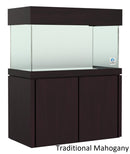 Elegance style Aquarium Stand with Stained Traditional Mahogany