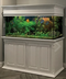 "The Vintage Series Our Premier Aquarium Cabinetry Vintage Aquarium Stand 48.5"" by 18.5"" fits 75 gallon or 90 gallon"