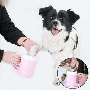 Easy Automatic Pets Paw Cleaner