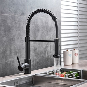 Handy Modern Faucet With 360° Hose