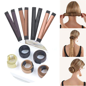 Amazingly simple bun maker