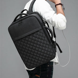Stylish large-capacity waterproof backpack