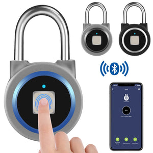 Bluetooth Smart Fingerprint Lock