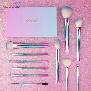 Magic Makeup Brushes Set [11 pcs]