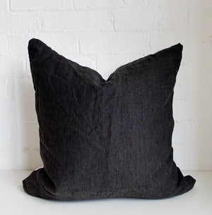 Charcoal Throw Pillow Case - Exclusive by AMD