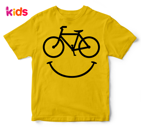 SMILEY, YOU'RE RIDING A BIKE (kids)