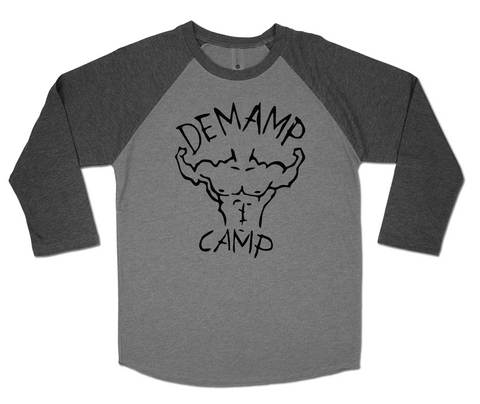 DEMAMP CAMP - 3/4 Sleeve