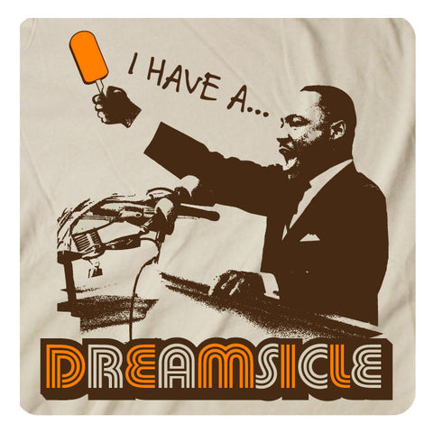 I have a dreamsicle
