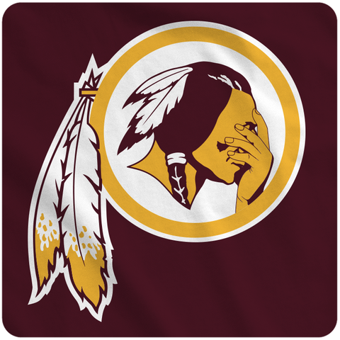 Fail to the redskins