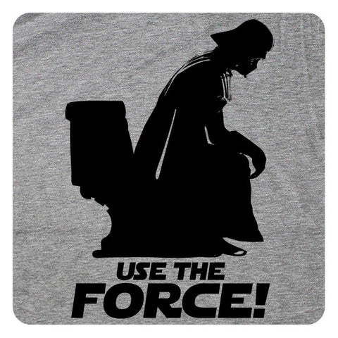 Use The Force! - 3/4 sleeve