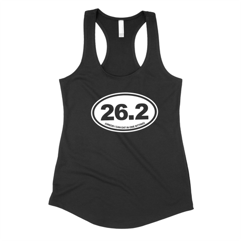 OREO MARATHON (ladies tank)