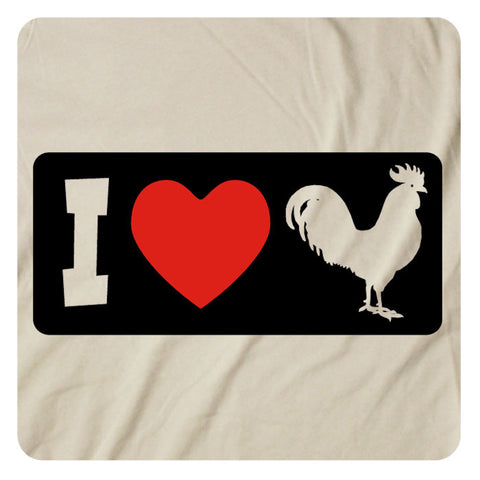 I (Heart) Roosters
