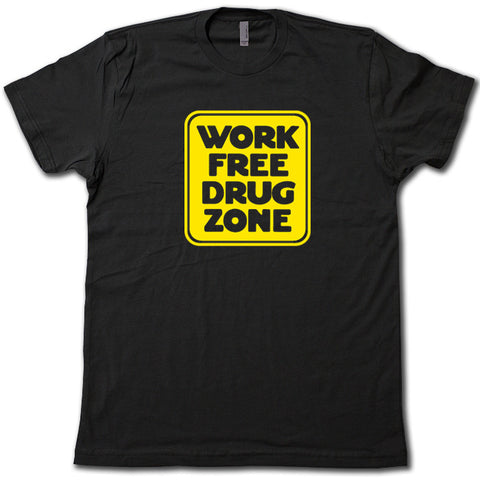 work free drug zone
