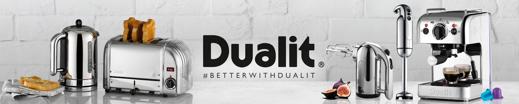 Better with Dualit