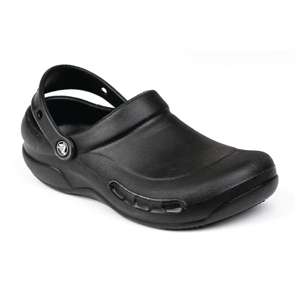 Click N Order photo of a Crocs Black Specialist Vent Clogs 45.5