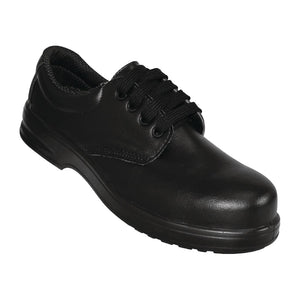 Click N Order photo of a Lites Safety Lace Up Black 43
