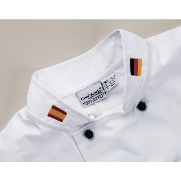 Click N Order photo of a Embroidery Collar Flags