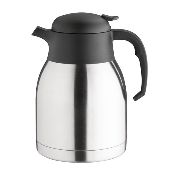 Click N Order photo of a Olympia Stainless Steel Vacuum Jug 1.5Ltr
