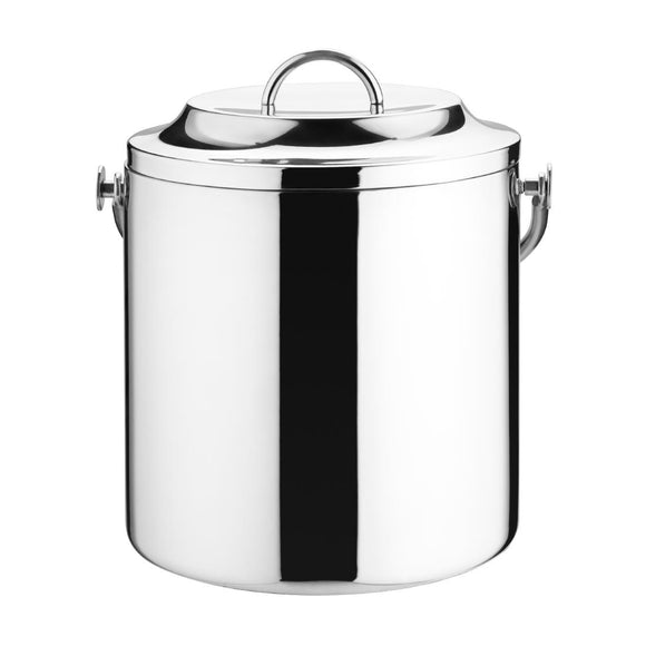 Click N Order photo of a Olympia Ice Bucket with Lid 3.3 Ltr