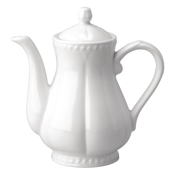 Click N Order photo of a Churchill Buckingham White Coffee Pots 1136ml (Pack of 4)