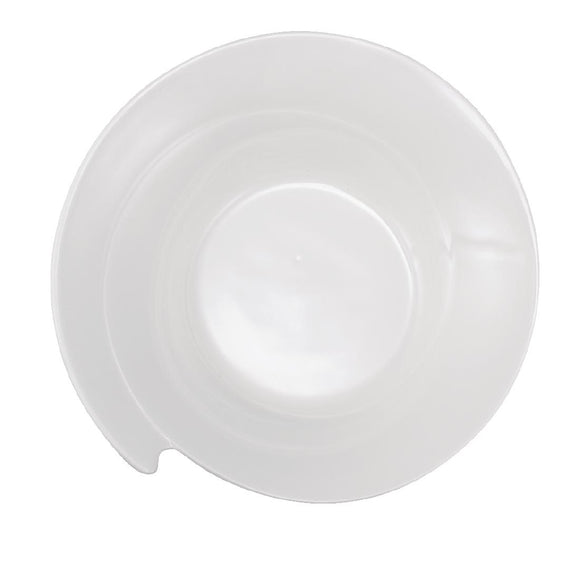 Click N Order photo of a Churchill Alchemy Atlantic Large Bowls 254mm (Pack of 6)
