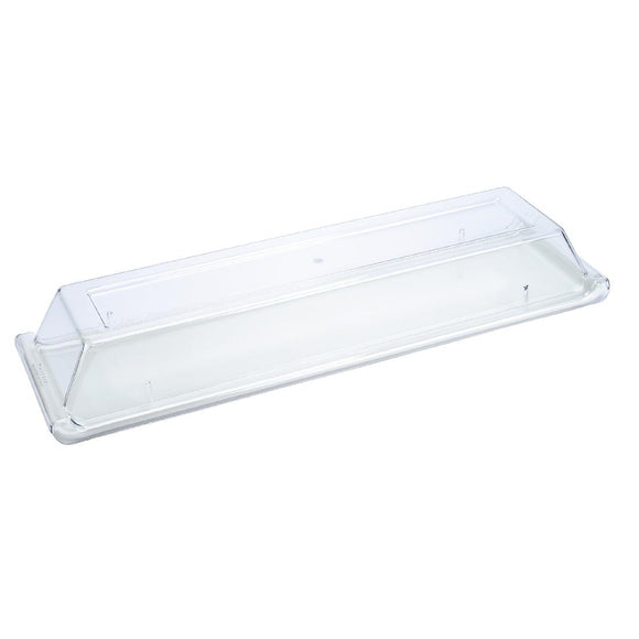 Click N Order photo of a Churchill Alchemy Buffet Rectangular Tray Covers 560x 153mm (Pack of 2)