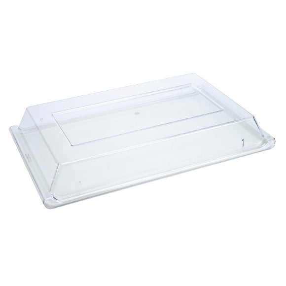 Click N Order photo of a Churchill Alchemy Buffet Rectangular Tray Covers 530x 325mm (Pack of 2)