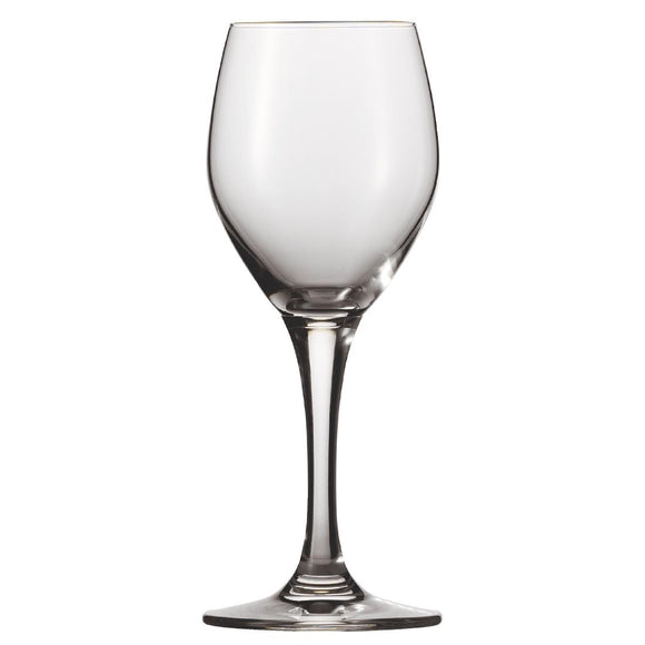 Click N Order photo of a Schott Zwiesel Mondial White Wine Crystal Goblets 200ml (Pack of 6)