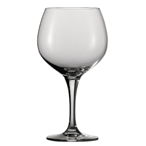 Click N Order photo of a Schott Zwiesel Mondial Red Wine Crystal Glasses 610ml (Pack of 6)