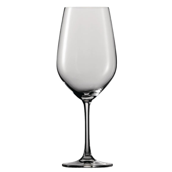 Click N Order photo of a Schott Zwiesel Vina Crystal Wine Goblets 514ml (Pack of 6)
