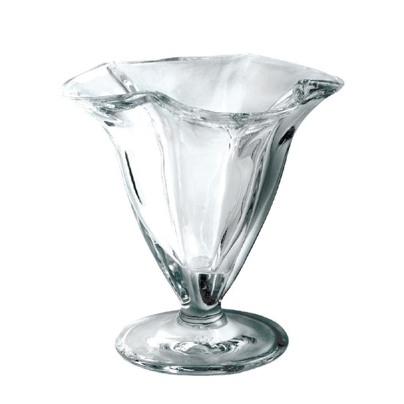 Click N Order photo of a Traditional Small Dessert Glasses 128ml (Pack of 6)