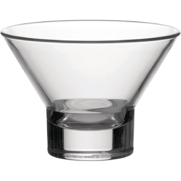 Click N Order photo of a Utopia Ypsilon Ellipse Dessert Glasses 380ml (Pack of 12)