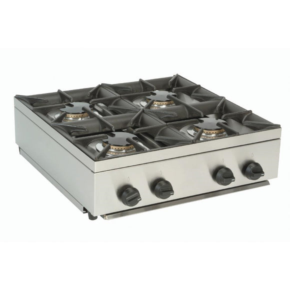 Click N Order photo of a Parry 4 Burner LPG Hob AG4HP
