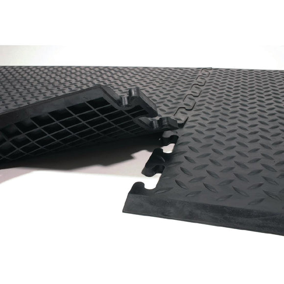 Click N Order photo of a COBA Rubber Safe Interlocking Middle Mats