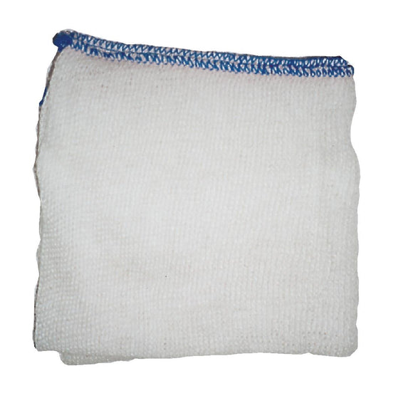 Click N Order photo of a Jantex Dish Cloths Blue (Pack of 10)